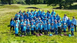 1st Loscoe Beavers, Cubs and Scouts